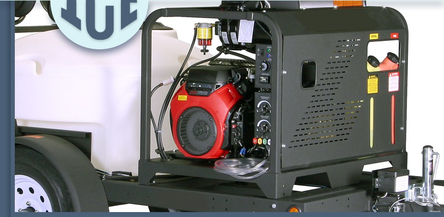 High Volume Commercial Pressure Washers